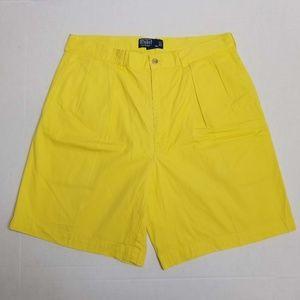 Polo Ralph Lauren - Tyler Short - Yellow